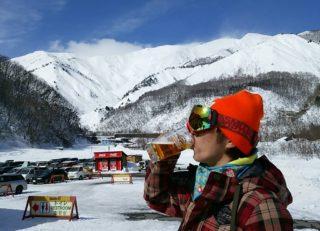 生ビール最高!